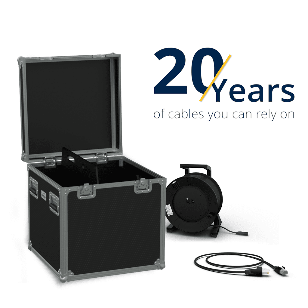 Giveaway! 20 years of PROCAB cables - We like to thank you for all these years of trust!