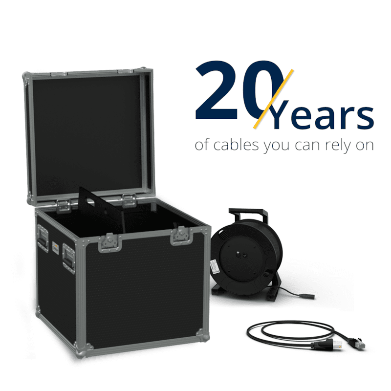Giveaway! 20 years of PROCAB cables