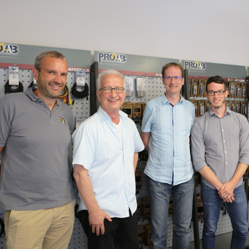 TRIUS new Exclusive PROCAB distributor in Germany