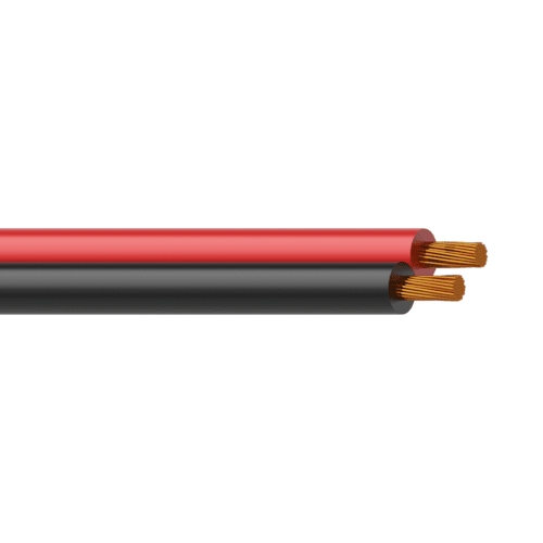 ALS15 - Loudspeaker cable - 2 x 1.5 mm² - 16 AWG - CCA