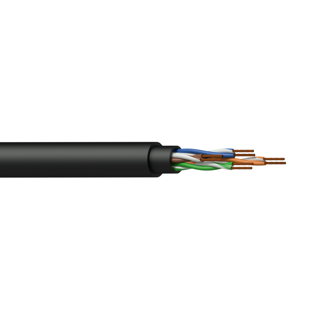 BCT50U - Networking cable - CAT5E - U/UTP - flex 0.22 mm² - 24 AWG - HighFlex™