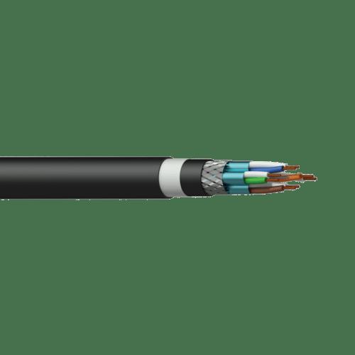 BCT65S - Networking cable - CAT6A - S/FTP - flex 0.22 mm² - 24 AWG HighFlex™