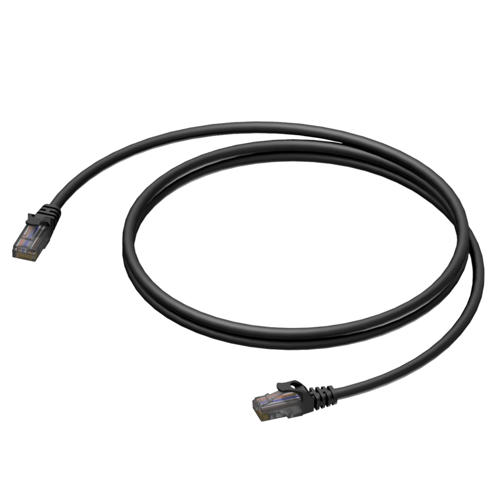 BSD550U - Networking cable - CAT5 - U/UTP - RJ45 - LSHF