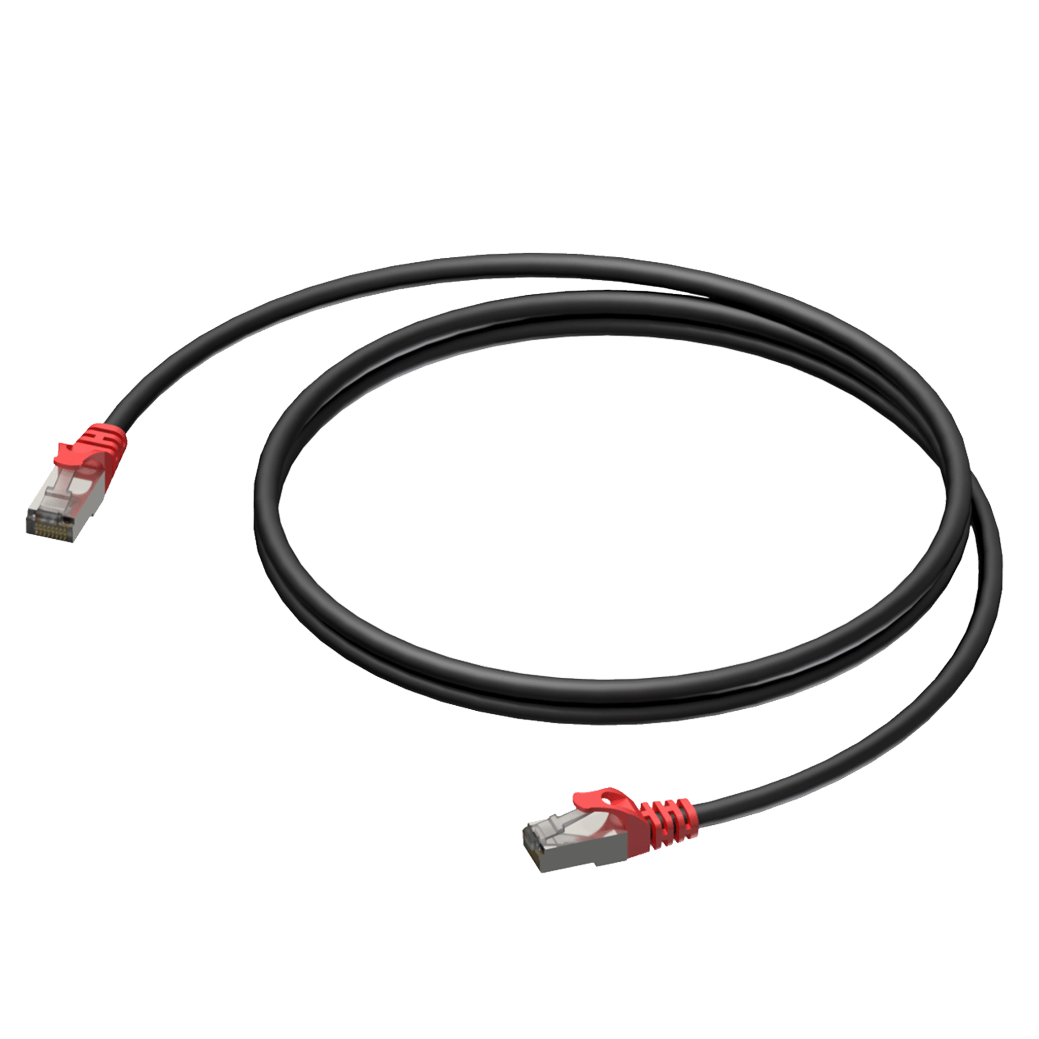 BSD550UX - Networking cross cable - CAT5 - U/UTP - RJ45 - LSHF