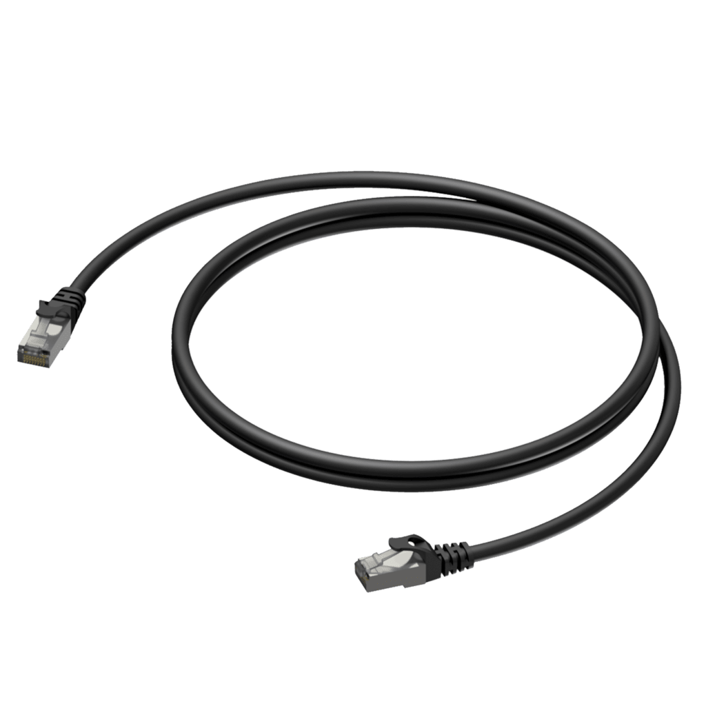 Networking cable - CAT6 - F/UTP - RJ45 - LSHF