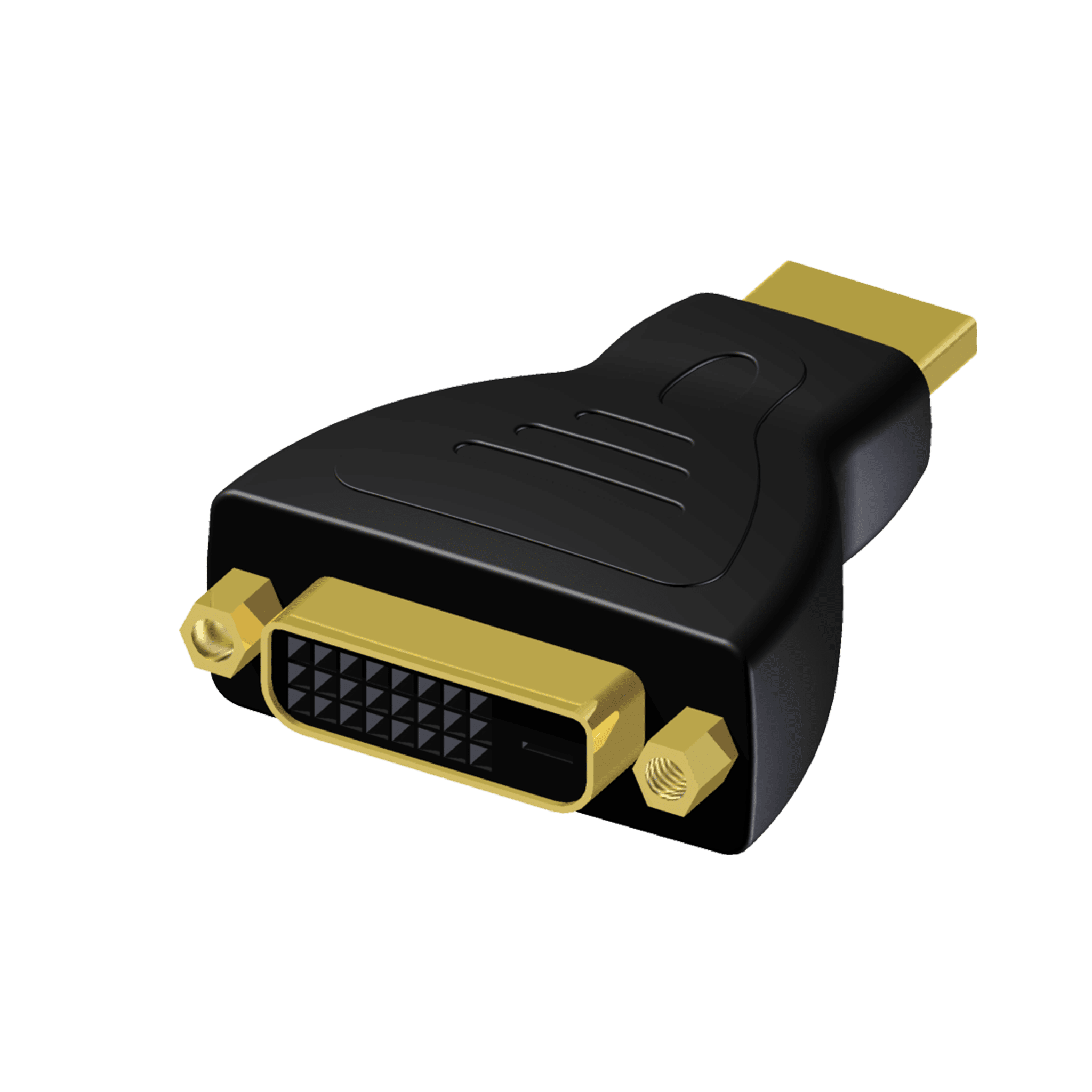 BSP400 - Adapter - HDMI male - DVI female