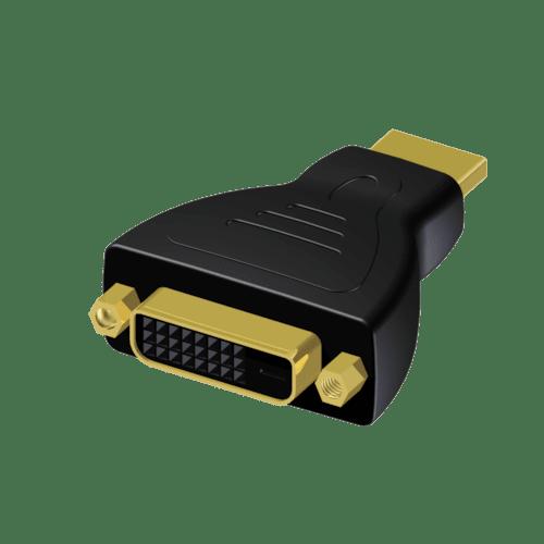 BSP400 - Adapter - HDMI male - DVI female