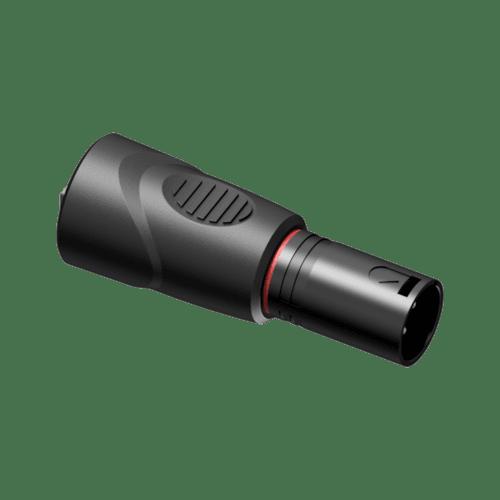 BSP803M - Adapter - 3-pin XLR male to RJ45