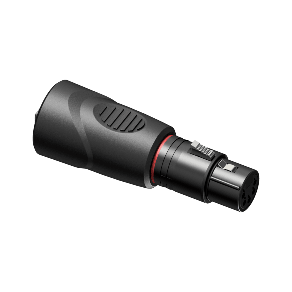 BSP805F - Adapter - 5-pin XLR female to RJ45