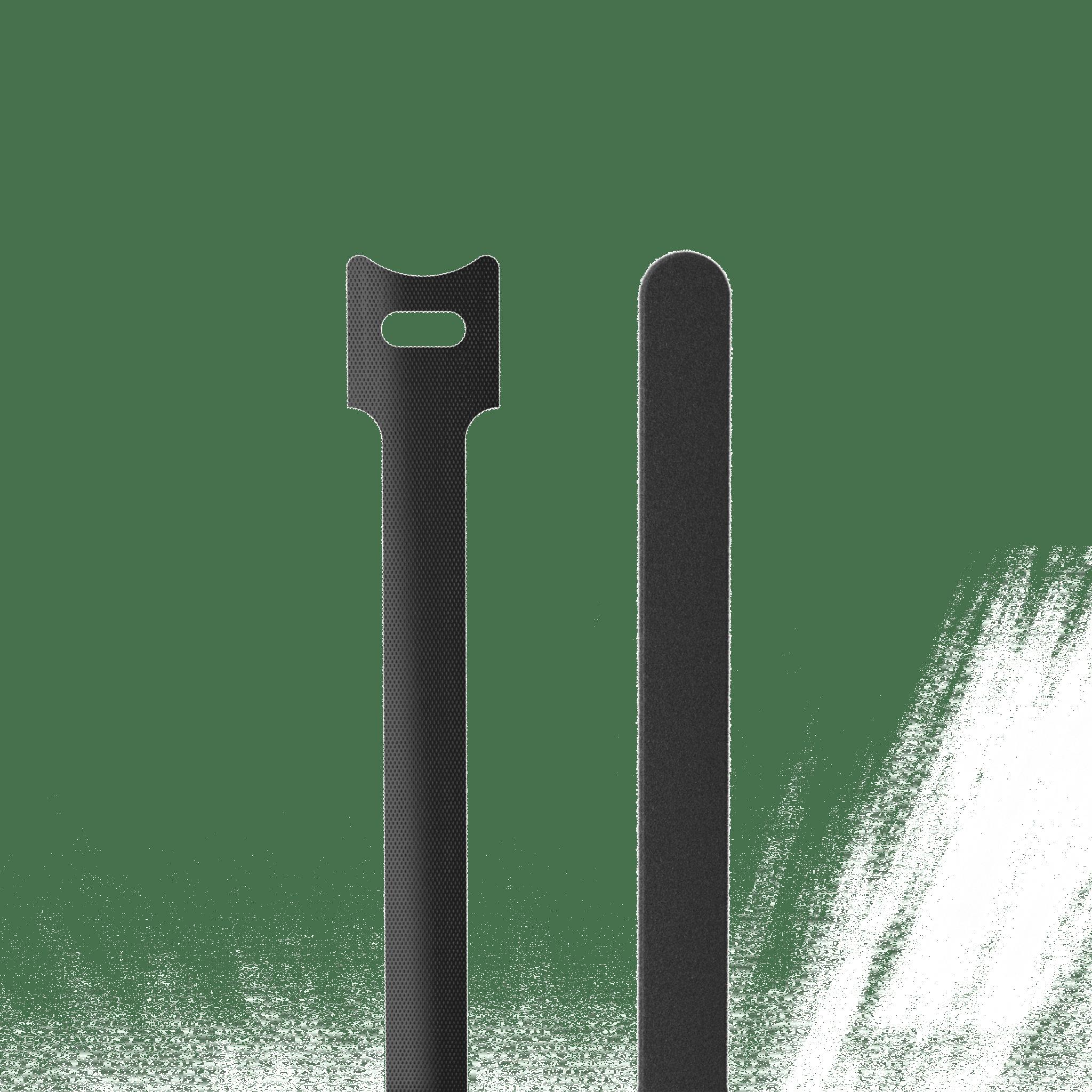 BST112 - Hook & loop cable ties - 12 x 125 mm