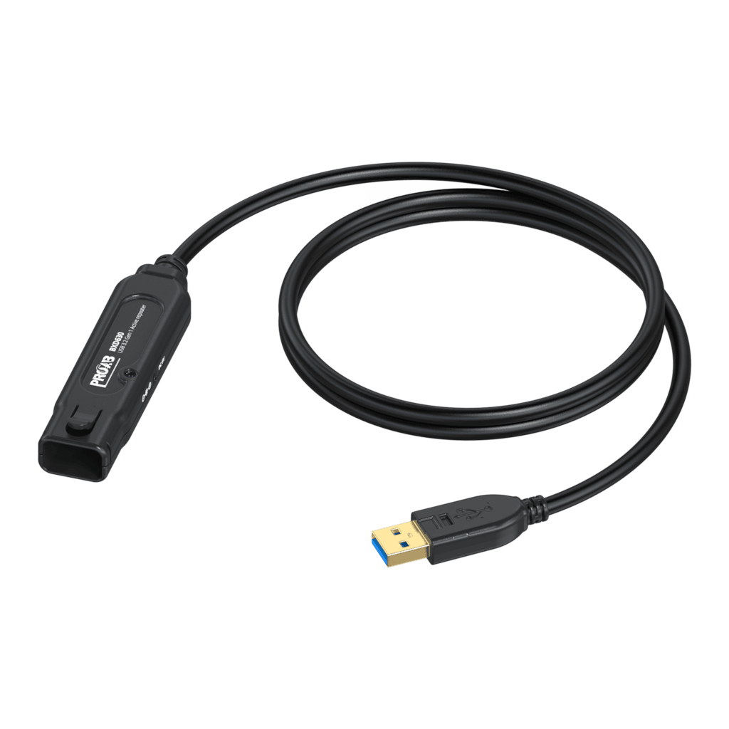 BXD630 - USB 3.2 GEN1 USB A male - USB A female - active repeater cable