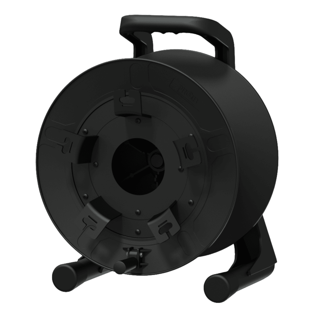 CDM380 - Professional cable reel Ø 380x 196 mm