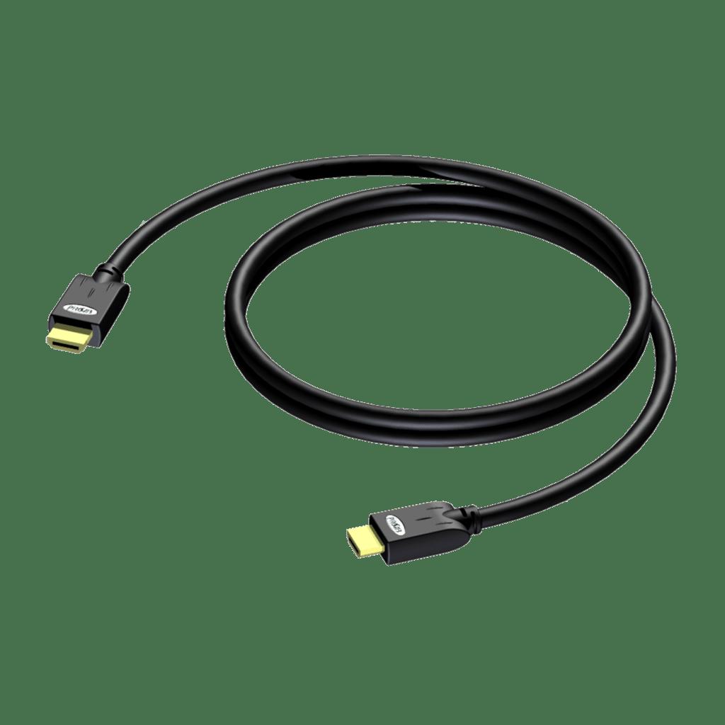 CDV100A - HDMI A male - HDMI A male
