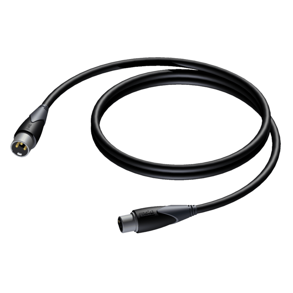 CLA595 - Loudspeaker cable - XLR male - XLR female