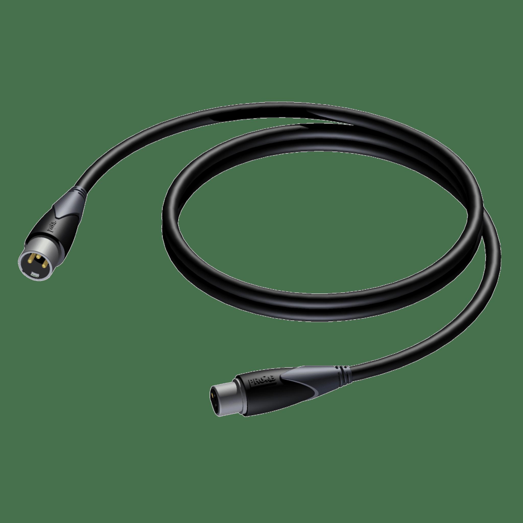 CLA595 - Loudspeaker cable - XLR male - XLR female