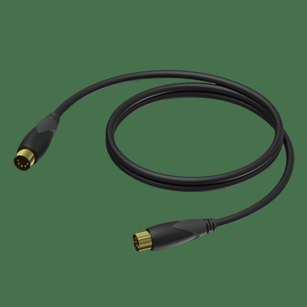 CLD400 - Midi cable - DIN 5 -DIN 5