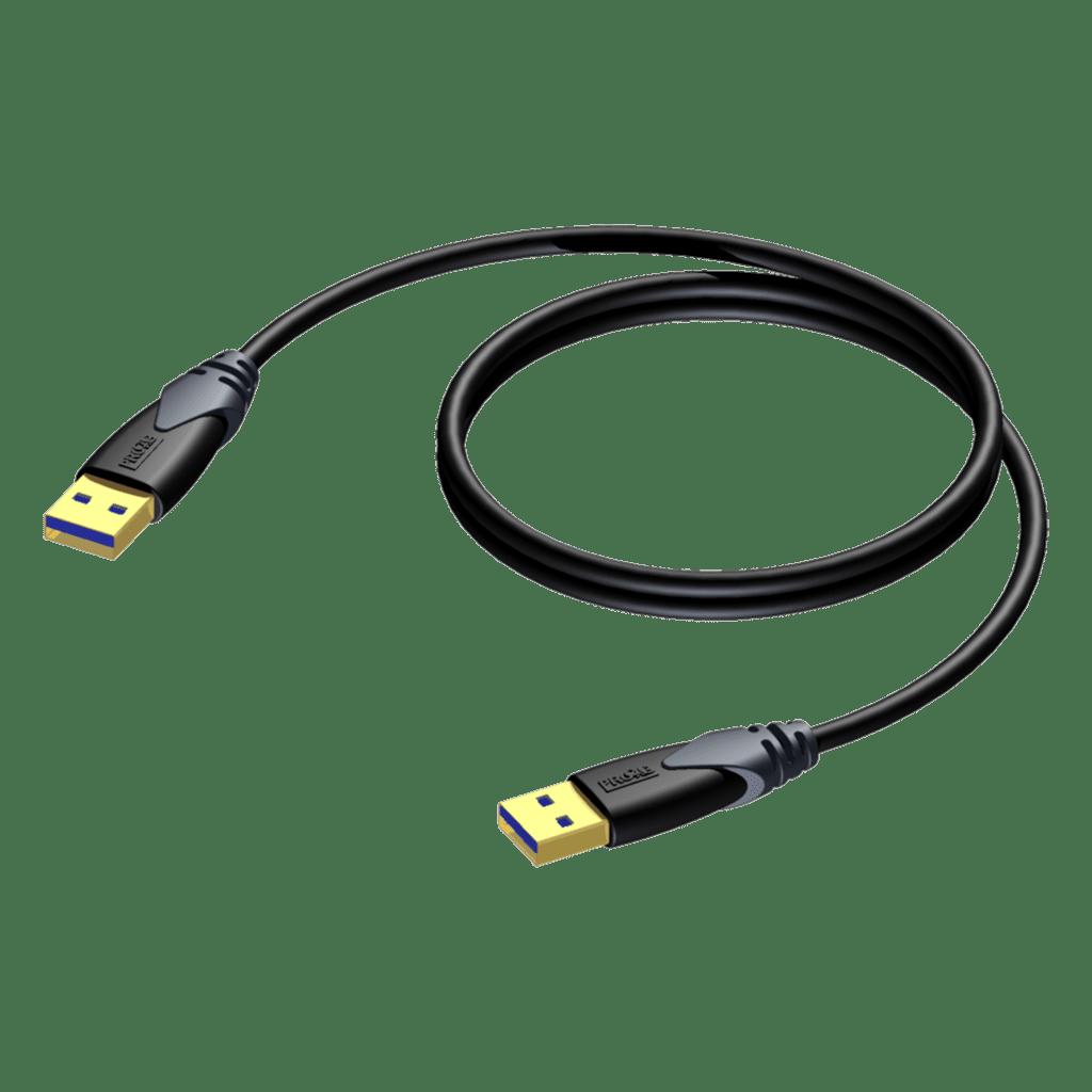 CLD605 - USB A - USB A - USB 3.0