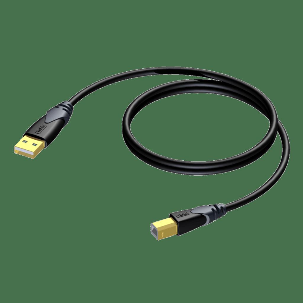 CLD610 - USB A - USB B