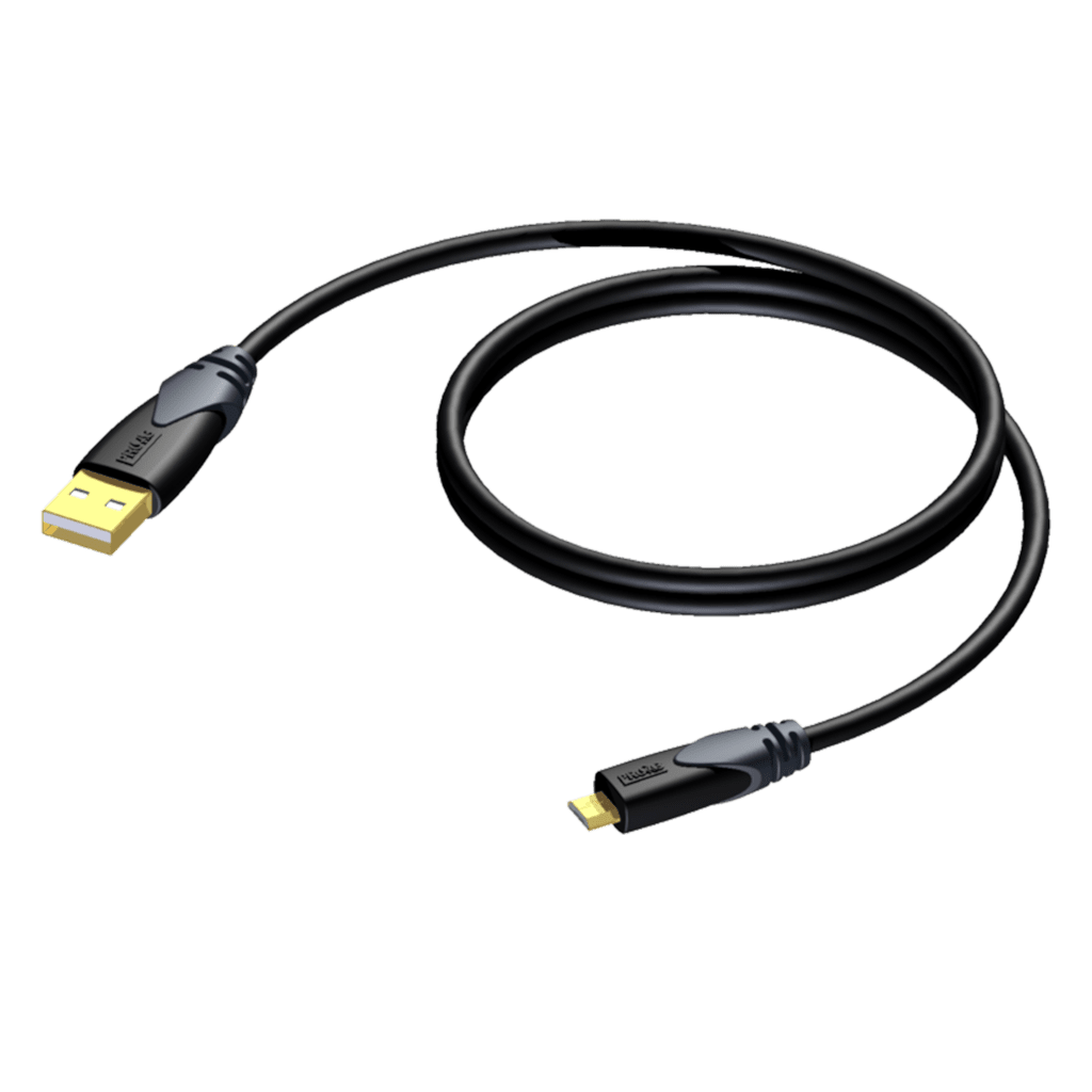 CLD614 - USB A - USB micro B