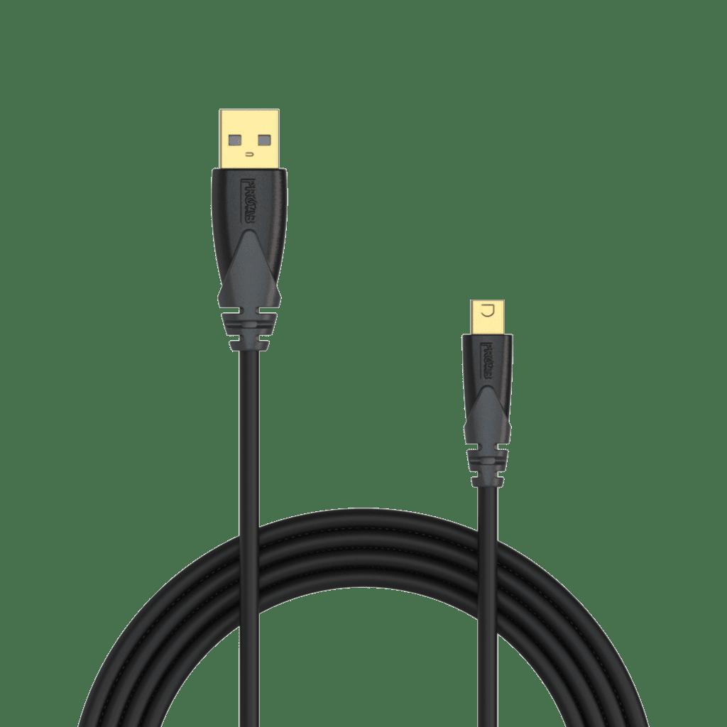 CLD615 - USB A - USB mini B