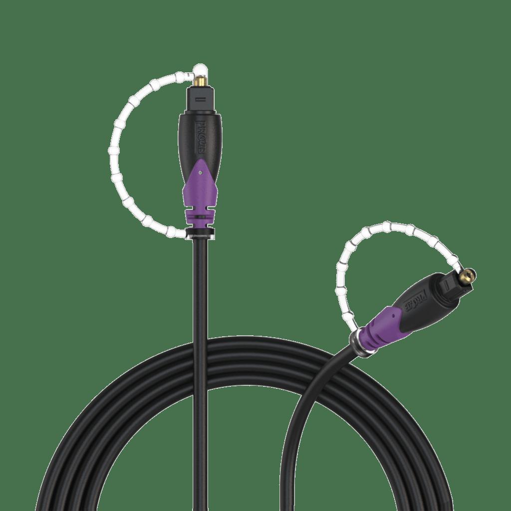 CLD625 - Fiber optic cable - Toslink - Toslink