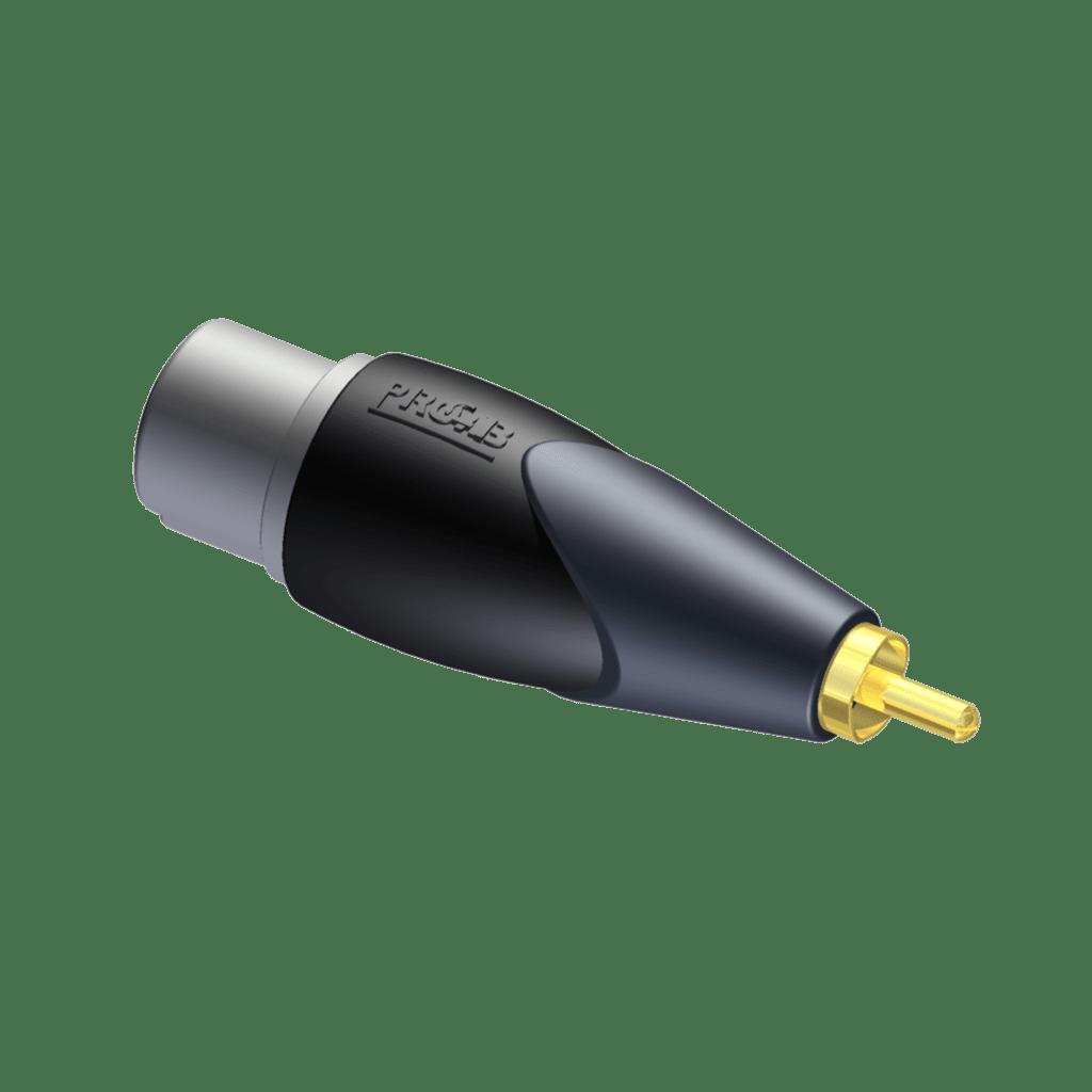 CLP130 - Adapter - XLR female - RCA/Cinch male