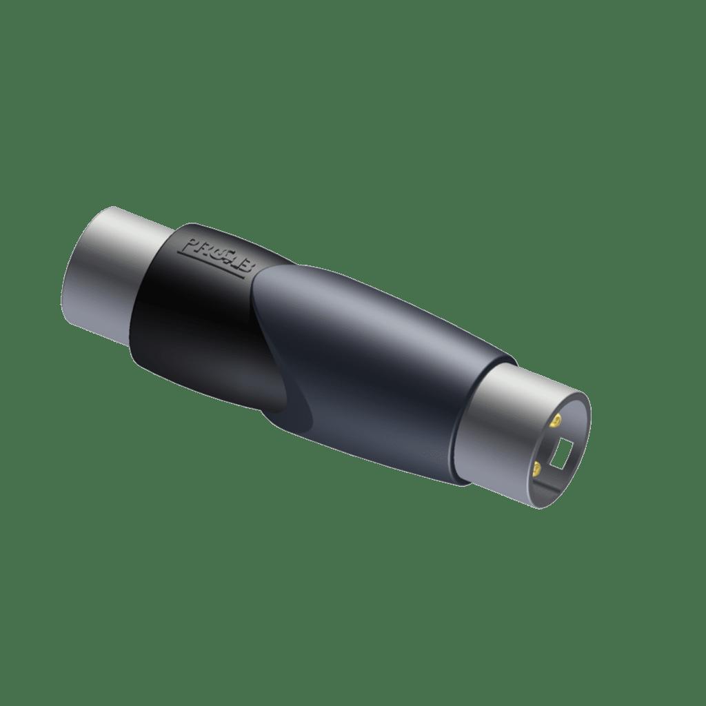 CLP140 - Adapter - XLR male - XLR male