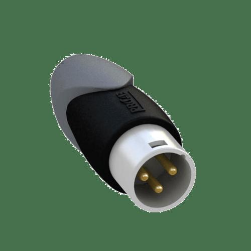 CLP157 - 110 ohm DMX terminator - 3 pin male XLR