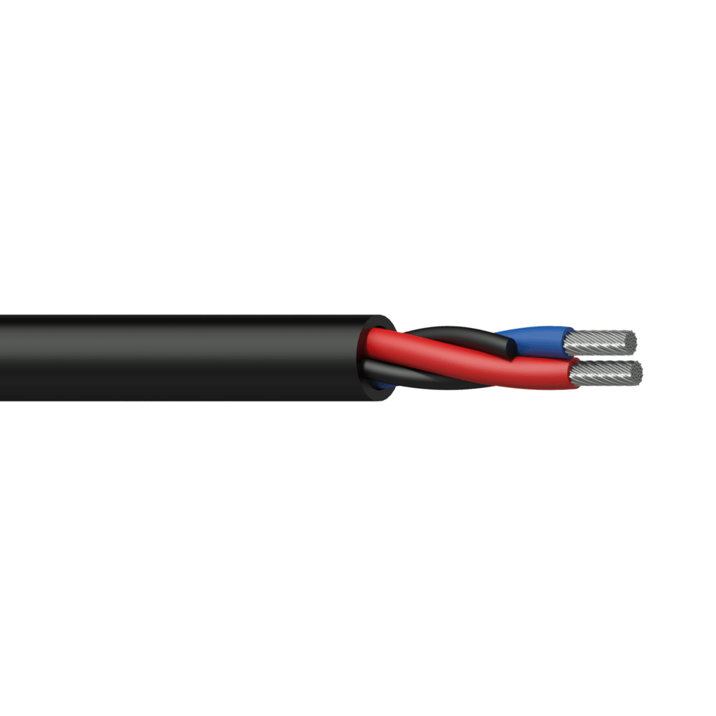 CLS225 - Loudspeaker cable - 2 x 2.5 mm² - 13 AWG - Flamoflex™