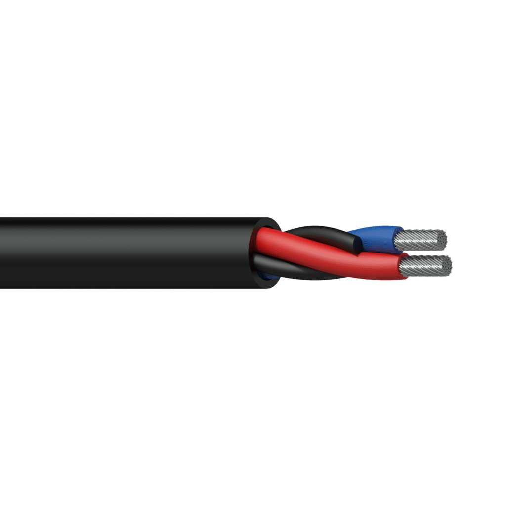 CLS240 - Loudspeaker cable - 2 x 4.0 mm² - 11 AWG - FlamoFlex™