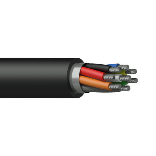 CLS840 - Loudspeaker cable - 8 x 4.0 mm² - 11 AWG - FlamoFlex™