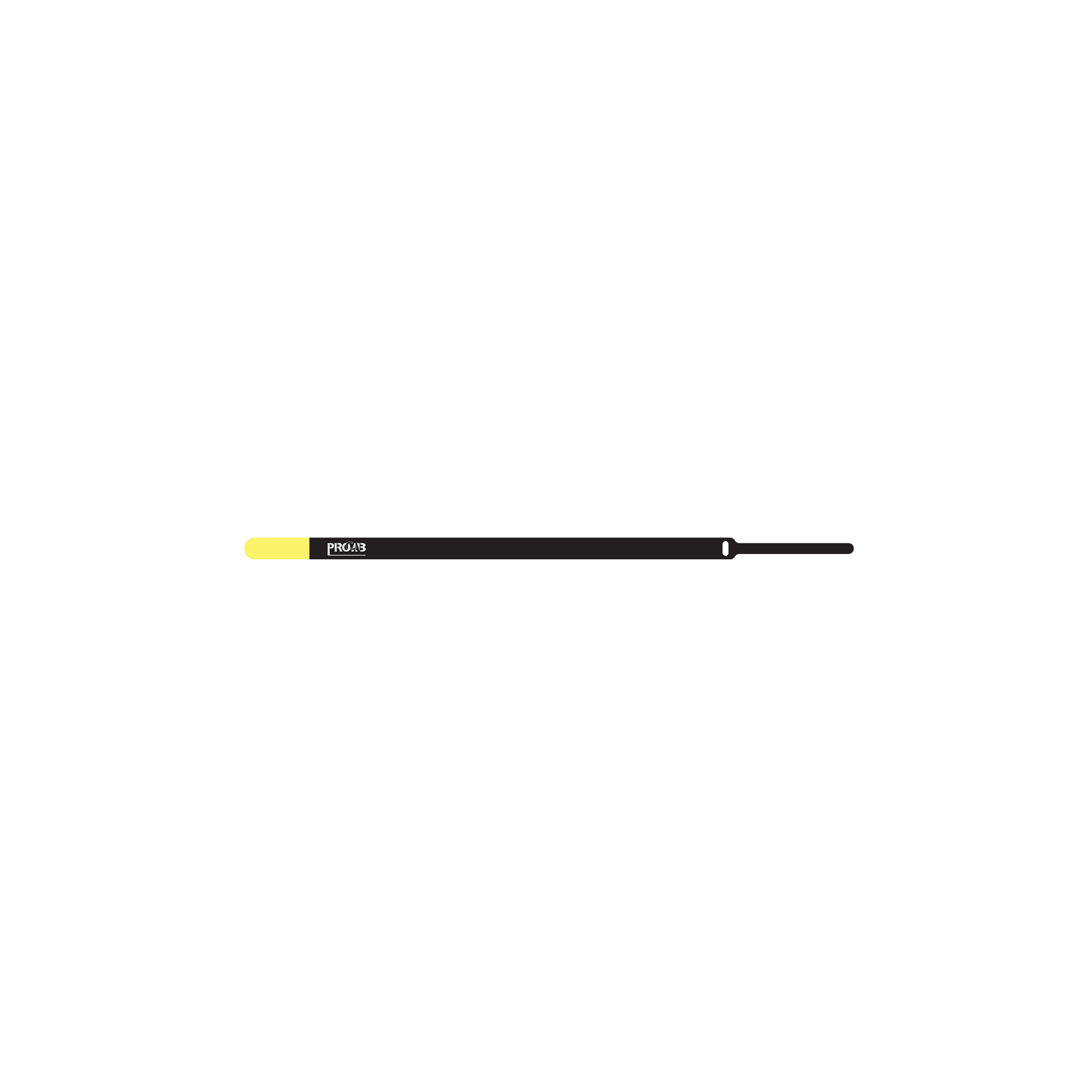 CLT450 - Premium hook & loop cable tie pack 15 x 450 mm - 10 pieces