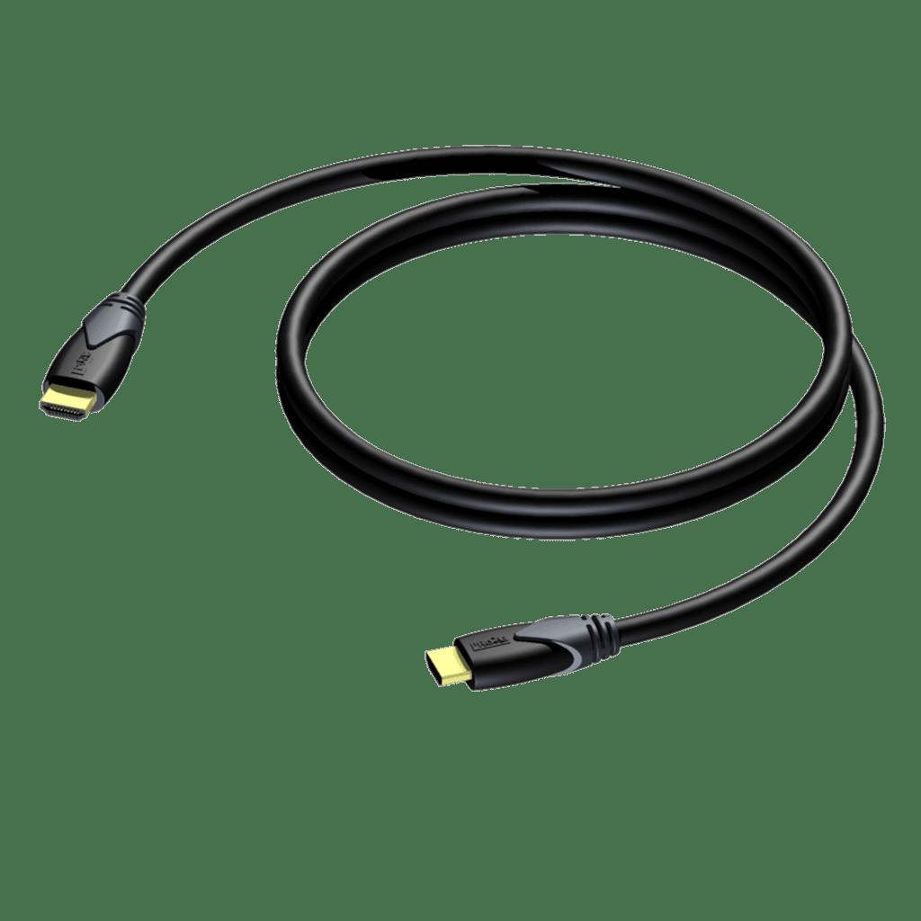 CLV104K - HDMI A male - HDMI A male - active 4K