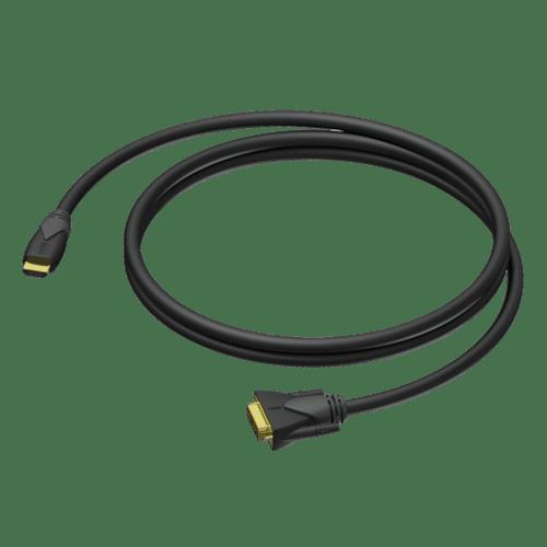 CLV160 - DVI D male - HDMI A male