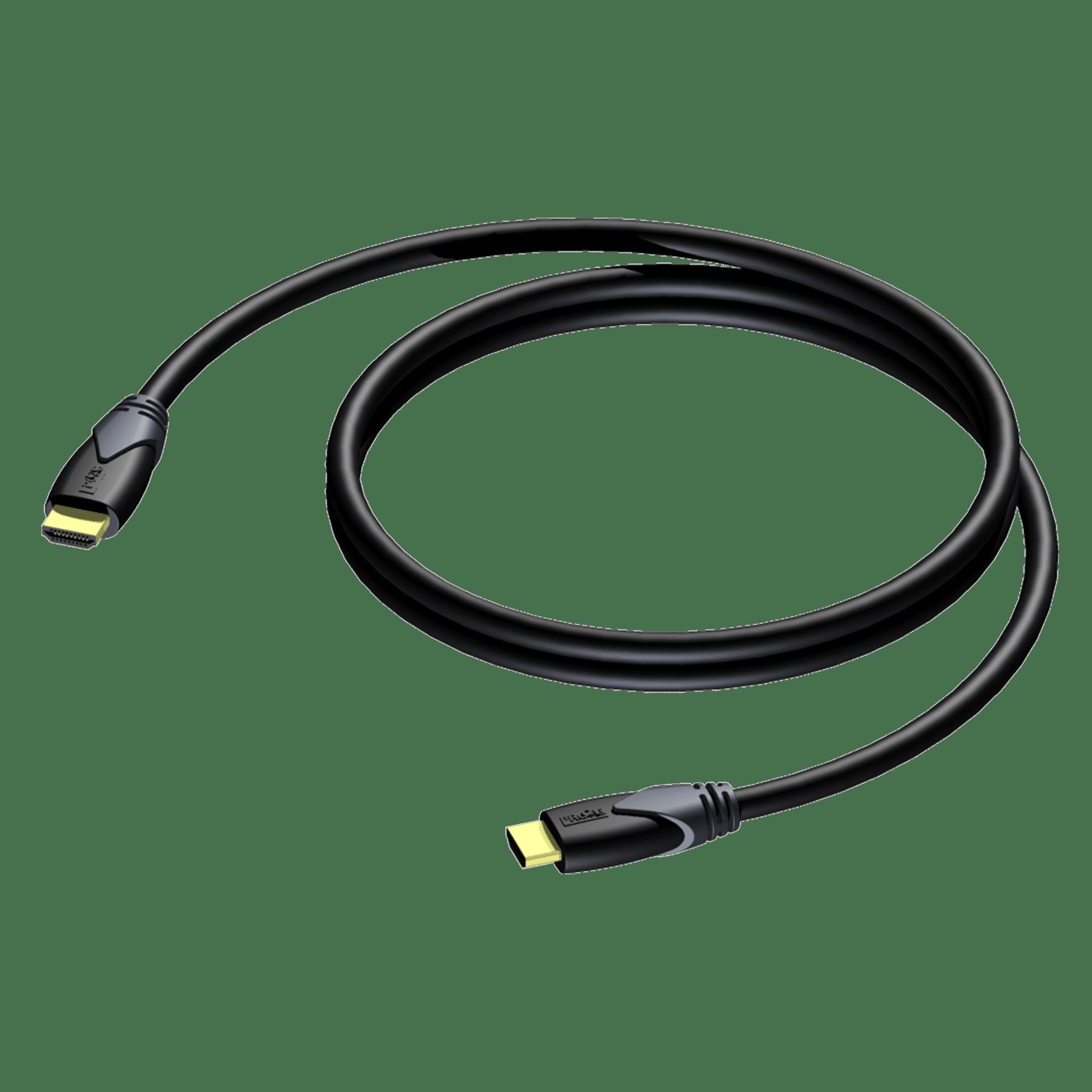 CLV200 - HDMI A male - HDMI A male - LSHF