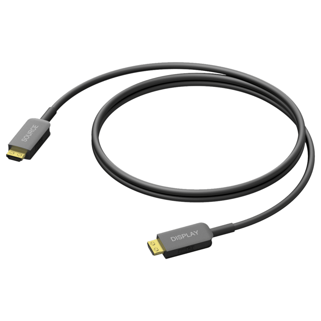 HDMI A male - HDMI A male - Active optical - HighFlexT