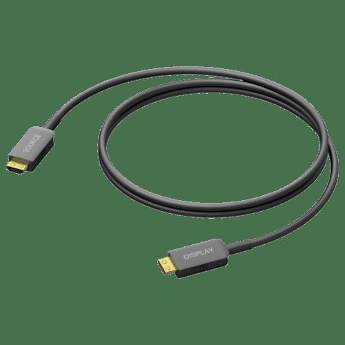 CLV210A - HDMI A male - HDMI A male - Active optical - HighFlex™