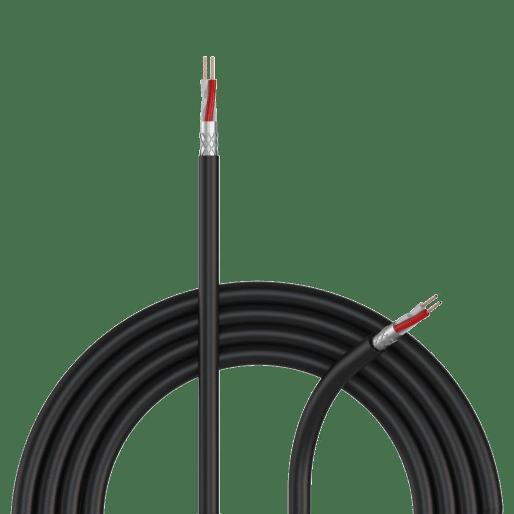 CMX222 - DMX-AES cable - flex 2 x 0.34 mm² - 22 AWG - FlamoFlex™