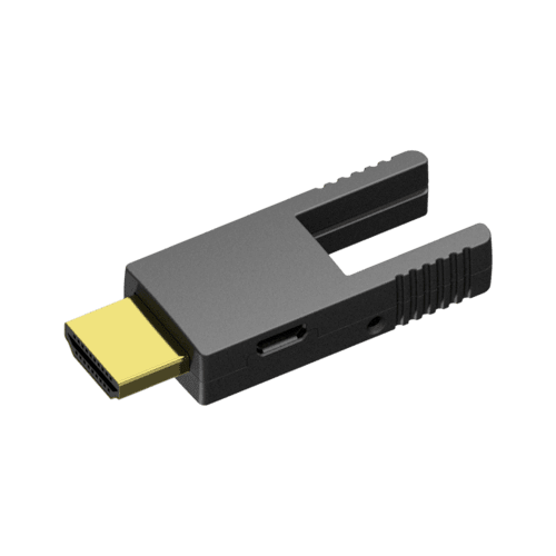 COP110 - Adapter - HDMI Micro D female - HDMI A male - for use with CLV220A
