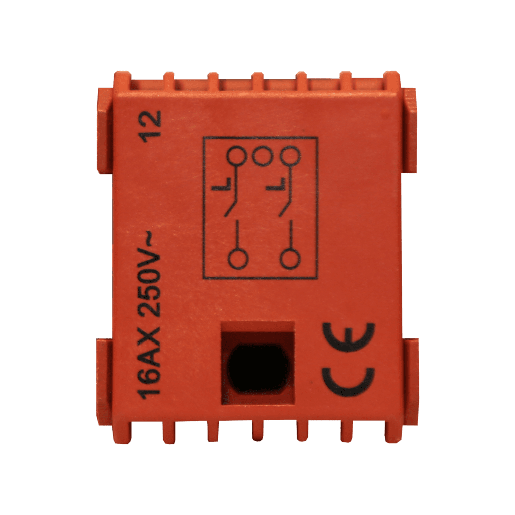 CP45SP - Switch module - Permanent double pole switch contact