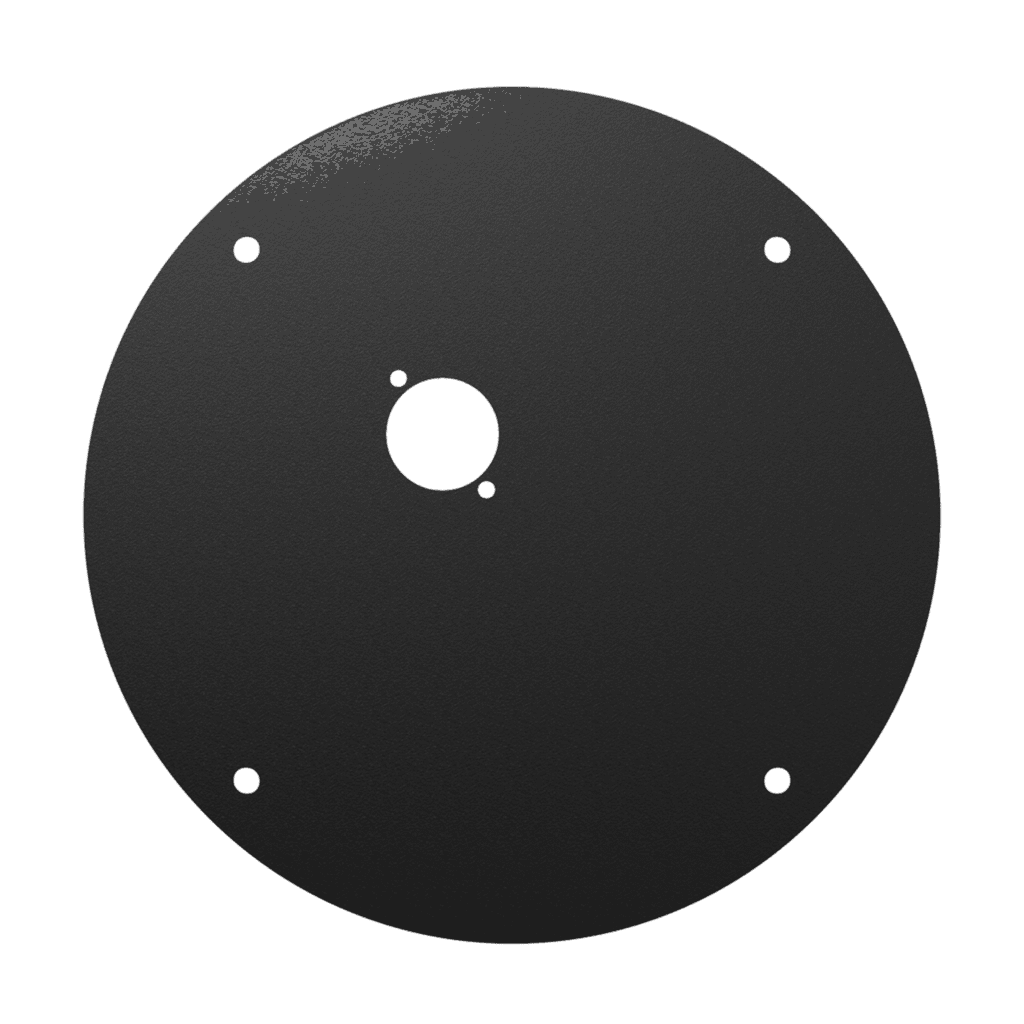 CRP201 - 1 d-size hole plate