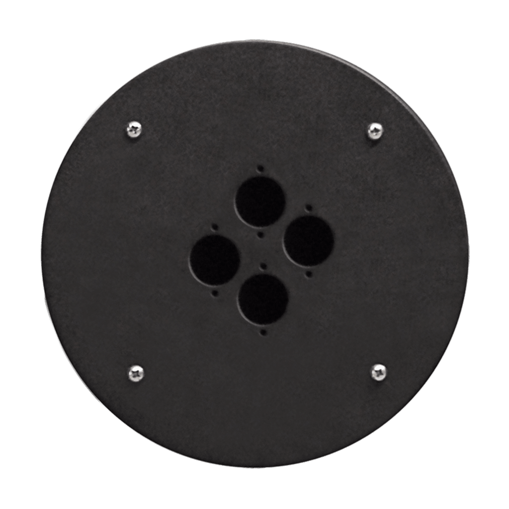 CRP304 - 4 d-size hole plate
