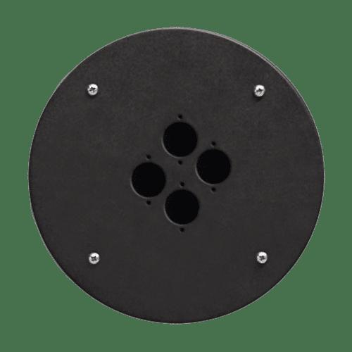 CRP304 - 4 d-size hole plate