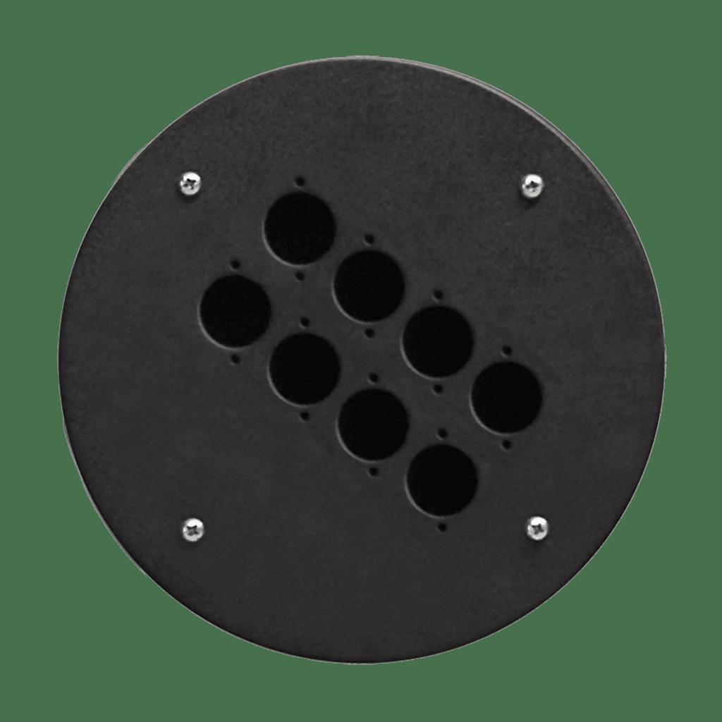 CRP308 - 8 d-size hole plate