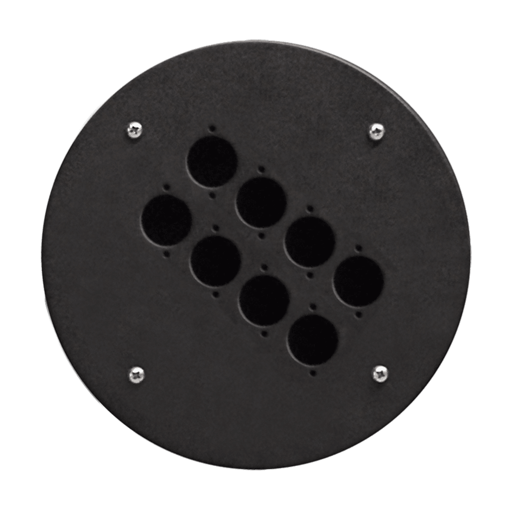 CRP308 - 8 d-size hole plate