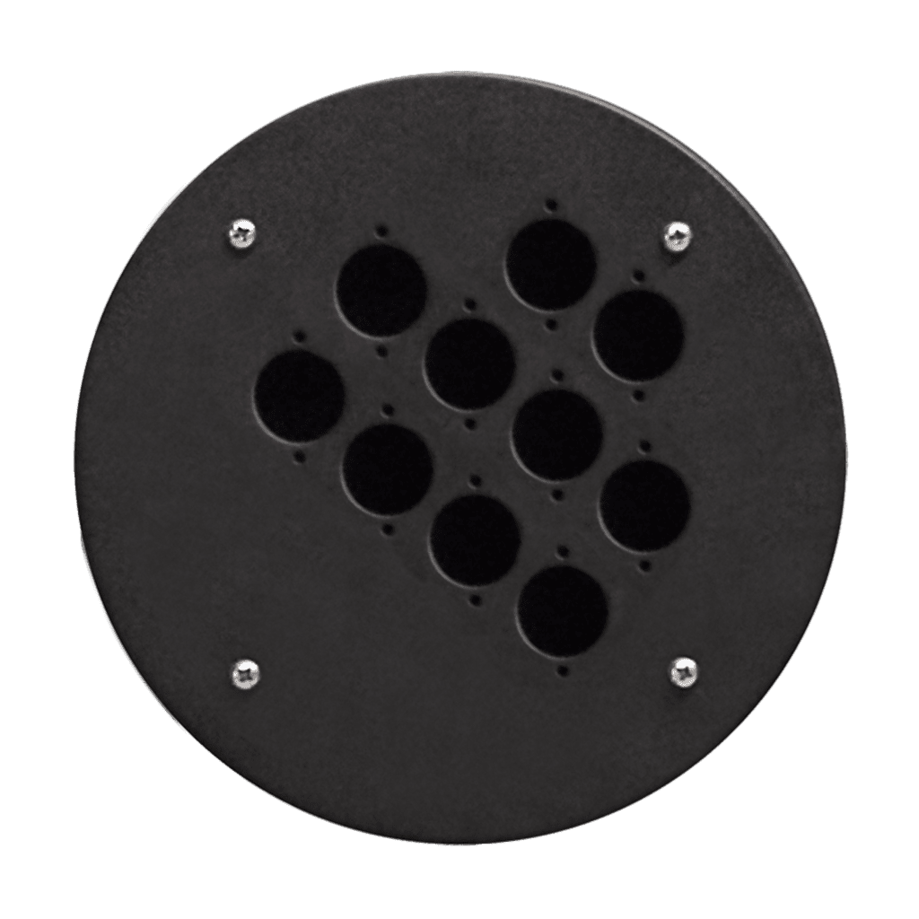 CRP310 - 10 d-size hole plate