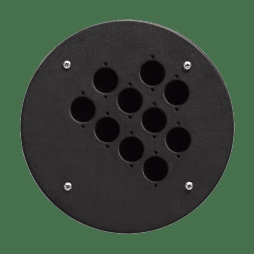 CRP310 - 10 d-size hole plate