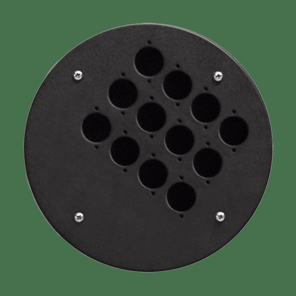 CRP312 - 12 d-size hole plate