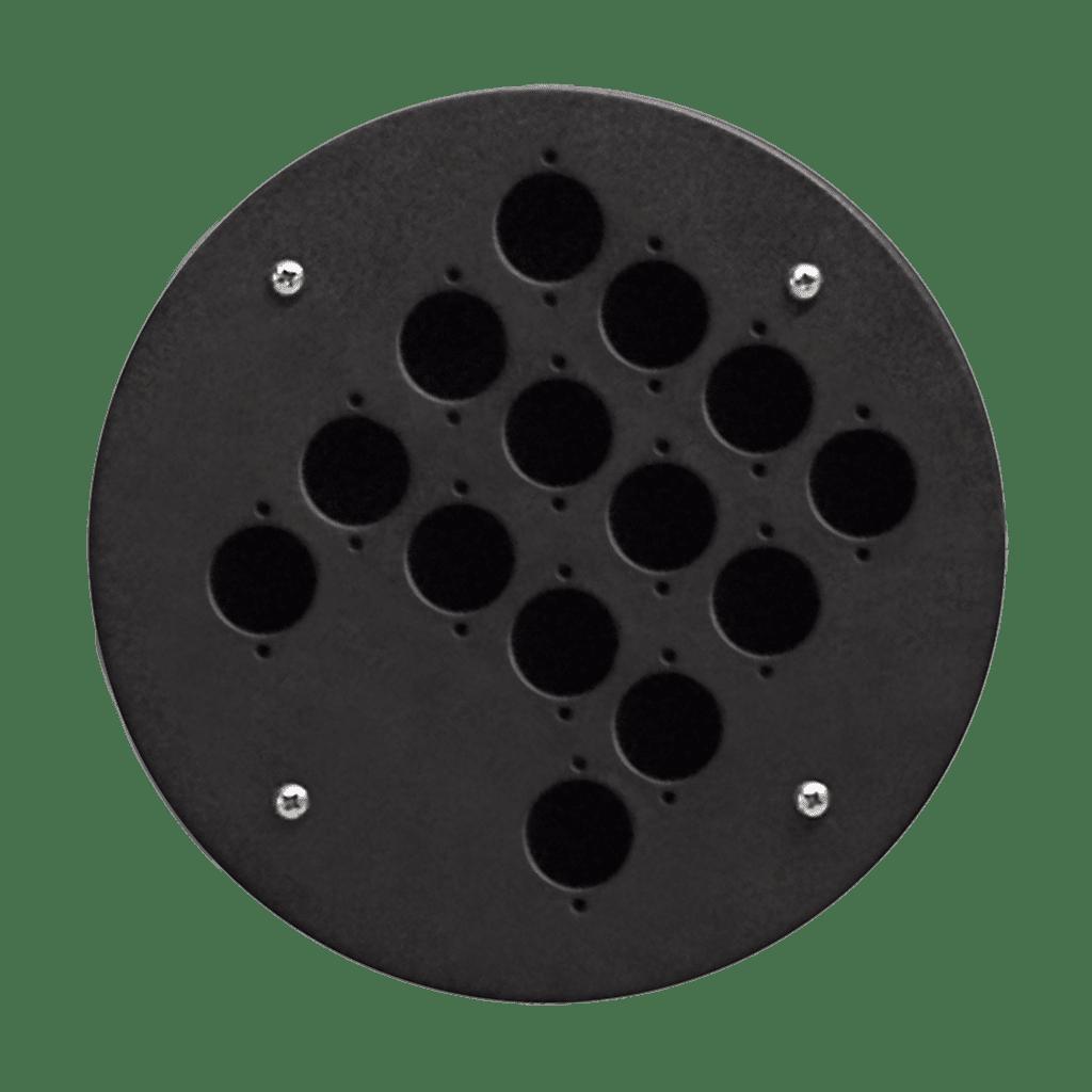 CRP314 - 14 d-size hole plate