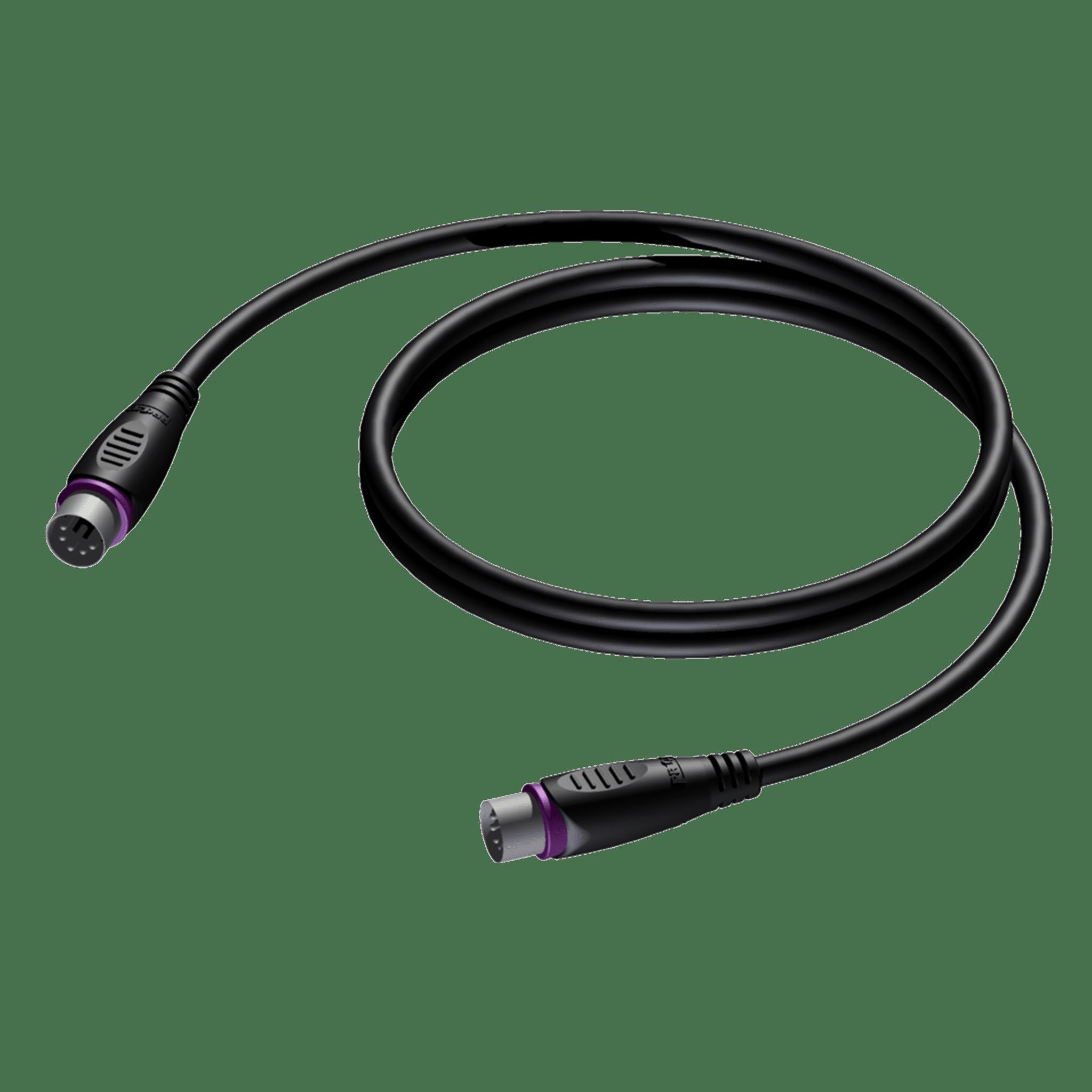 CXM400 - Midi cable - DIN 5 -DIN 5